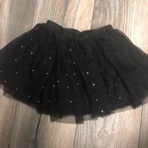 Size 5 black tutu